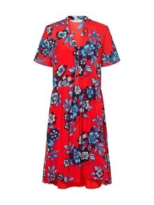 Tommy Hilfiger - CHIFFON FLORAL F&F KNEE DRESS -mekko - 0KV HOT HOUSE FLORAL / FIREWORKS | Stockmann