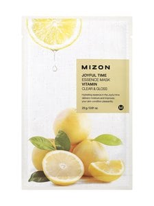 Mizon - Joyful Time Essence Vitamin Mask -kangasnaamio 23 g - null | Stockmann