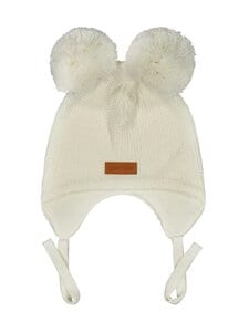 Gugguu - DOUBLE TUFT BABY -pipo - WHITE SAND   Stockmann