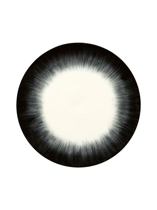 Serax - Dé Tableware by Ann Demeulemeester -lautanen 24 cm - OFF-WHITE/BLACK | Stockmann - photo 2