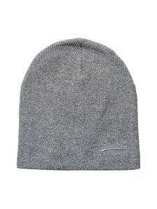 Superdry - Orange Label Beanie -puuvillapipo - 3WG STORM CLOUD GREY GRIT | Stockmann