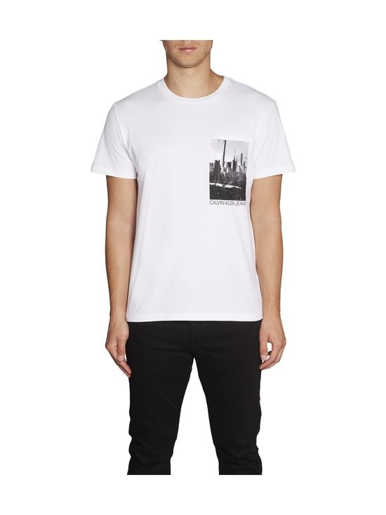 New York Photo Print T-Shirt -paita
