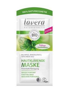 Lavera - Purifying Mask Mint -naamio 2 x 5 ml - null   Stockmann