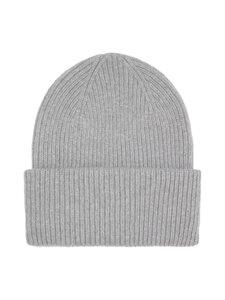 Colorful Standard - Merino Wool Hat -merinovillapipo - HEATHER GREY | Stockmann