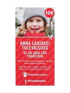 Pelastakaa Lapset Ry - Lahjoitus Pelastakaa Lapset ry:lle 10 € - null | Stockmann