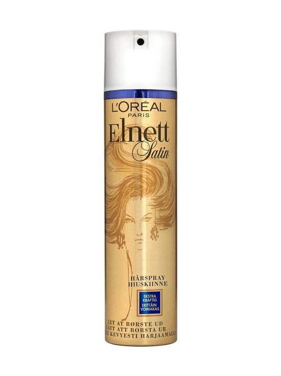 L'Oréal Paris - Elnett Satin -hiuskiinne 250 ml - null | Stockmann - photo 1