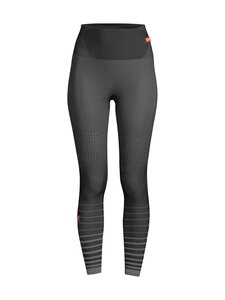 Ea7 - Pantaloni Leggings -leggingsit - 1200 BLACK   Stockmann