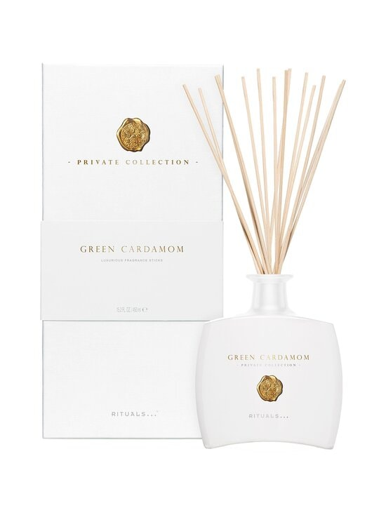 Rituals - Green Cardamom Fragrance Sticks -huonetuoksu 450 ml - NOCOL | Stockmann - photo 1