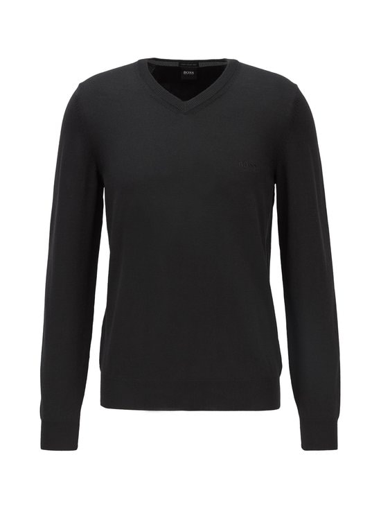 BOSS - Baram-villaneule - 001 BLACK | Stockmann - photo 1