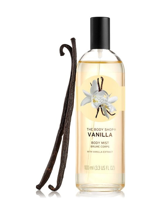 The Body Shop - Body Mist Vanilla -vartalotuoksu 100 ml   Stockmann - photo 1