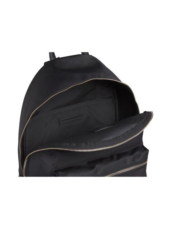Tommy Hilfiger - Poppy Backpack Solid -reppu - 0GJ BLACK   Stockmann - photo 3