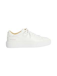 Ted Baker London - Yinka Leather Platform Trainer -nahkasneakerit - WHITE | Stockmann
