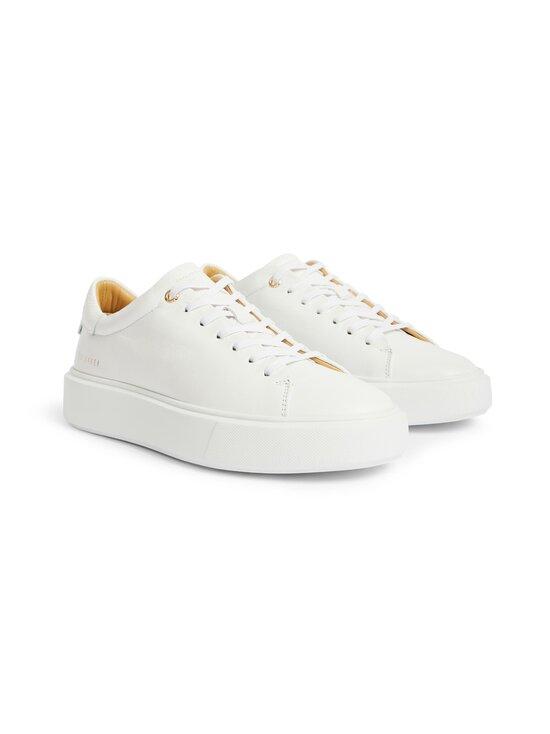 Ted Baker London - Yinka Leather Platform Trainer -nahkasneakerit - WHITE   Stockmann - photo 2