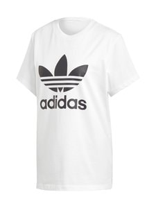 adidas Originals - Boyfriend Tee -paita - WHITE | Stockmann