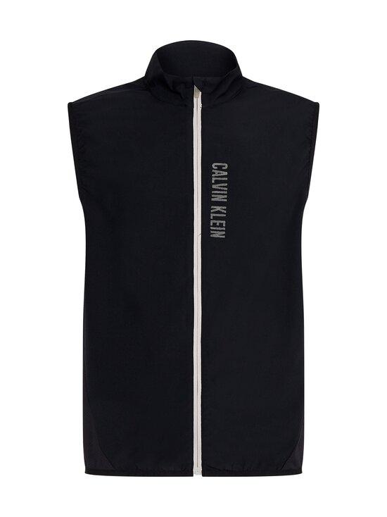 Calvin Klein Performance - Wo - Woven Vest -liivi - BLACK   Stockmann - photo 1