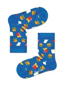Happy Socks - Kids Hamburger -sukat - 6500 6500-BLUE | Stockmann