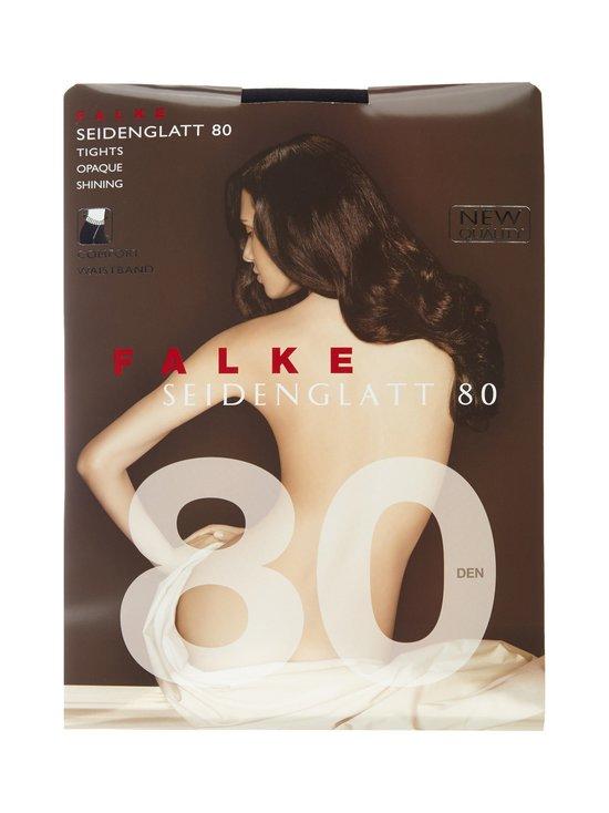 Falke - Seidenglatt 80 den -sukkahousut - MARINE (TUMMANSININEN) | Stockmann - photo 1