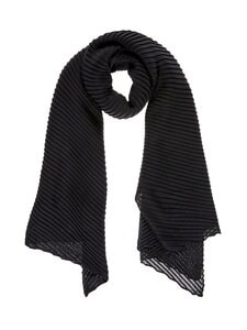 A+more - Free Crinkle Scarf -huivi - BLACK | Stockmann