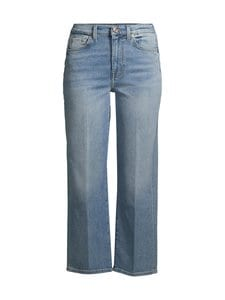 7 For All Mankind - Cropped Alexa Luxe Vintage On Time -farkut - MID BLUE | Stockmann