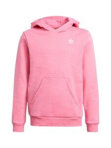 adidas Originals - Hoodie Small Logo -huppari - ROSTON/WHITE | Stockmann