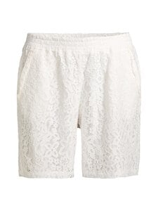 Rosemunde - Shorts Lounge W Lace -shortsit - 037 IVORY | Stockmann