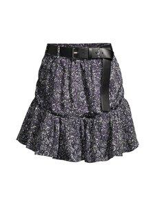 Michael Michael Kors - Skirt Midi Flower -hame - 546 DEEP PURPLE | Stockmann