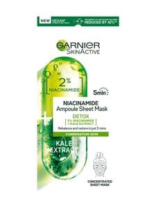 Garnier - Ampoule Sheet Mask -kangasnaamio 15 g   Stockmann