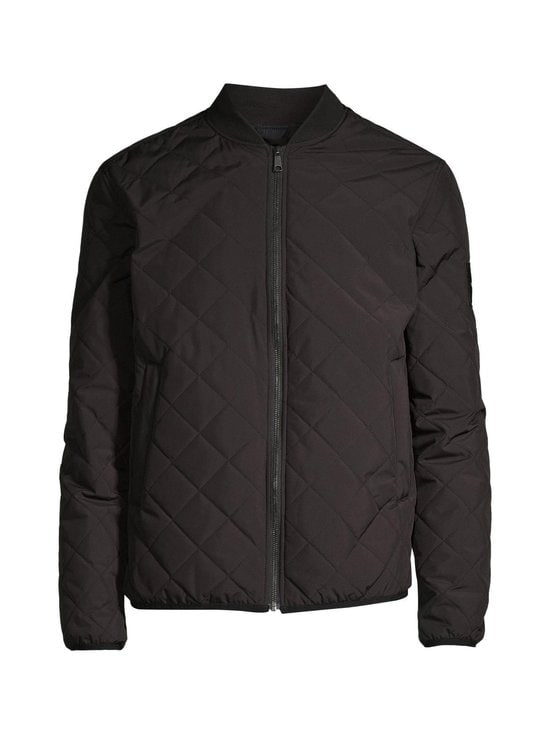 Makia - Metropol Jacket -takki - 999 BLACK | Stockmann - photo 1
