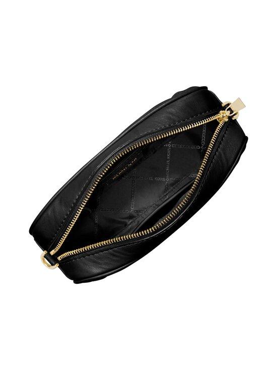Michael Michael Kors - Jet Set Medium Quilted Leather Camera Bag -nahkalaukku - 001 BLACK | Stockmann - photo 2