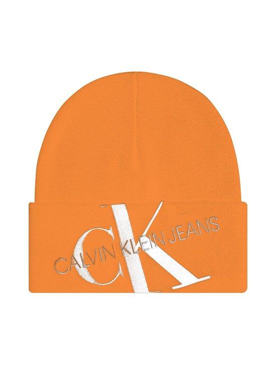 Calvin Klein Bags & Accessories - CKJ Beanie -pipo - SBD MANDARIN ORANGE | Stockmann - photo 1