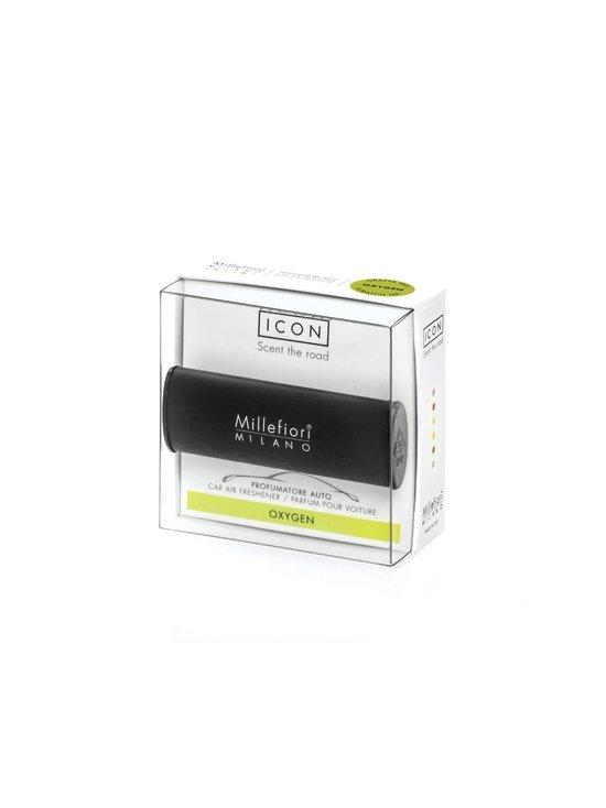 Millefiori - Classic Black Icon Oxygen -ilmanraikastin autoon - MUSTA   Stockmann - photo 1