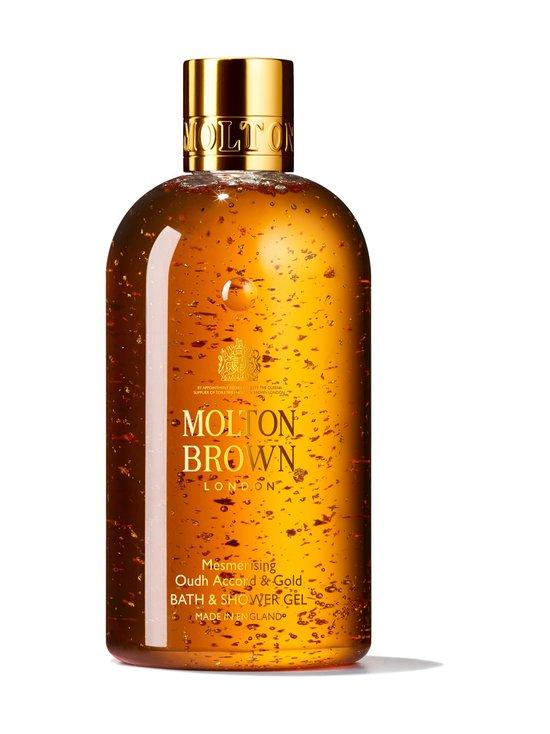 Molton Brown - Mesmerising Oudh Accord & Gold Bath & Shower Gel -suihkugeeli 300 ml - NO COLOR | Stockmann - photo 1