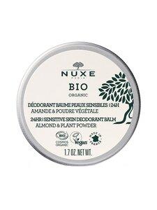Nuxe - Bio Organic Almond & Plant Powder 24hr Sensitive Skin Deodorant Balm -deodorantti 50 g | Stockmann