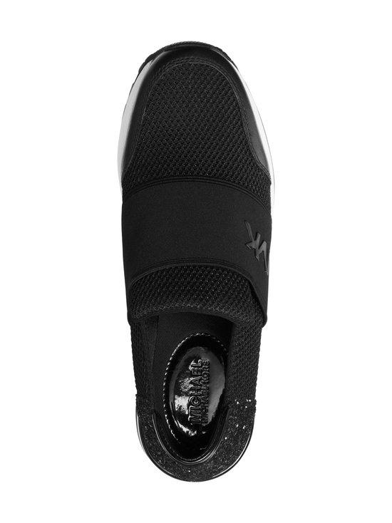 Michael Michael Kors - Felix Slip On Wedge -sneakerit - 001 BLACK | Stockmann - photo 3
