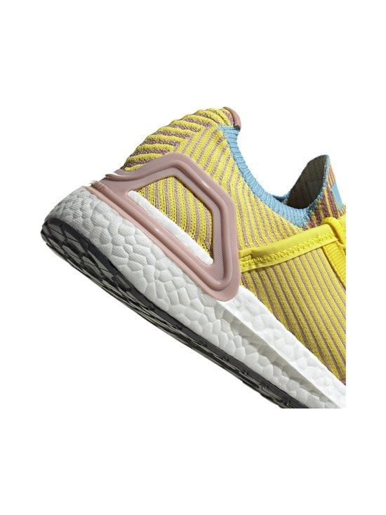 adidas by Stella McCartney - UltraBOOST 20 S -juoksukengät - DUSTY ROSE-SMC / FRESH LEMON / CLEAR BLUE | Stockmann - photo 7