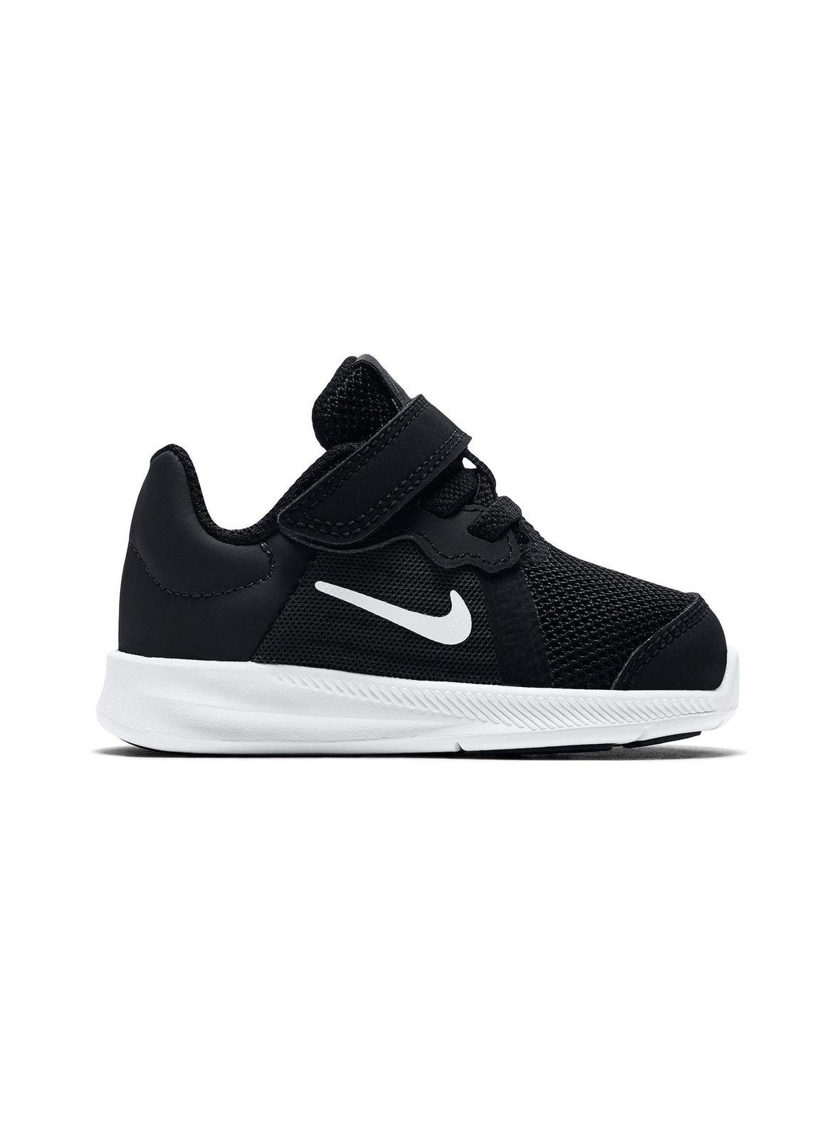Nike 8 Lapset Blackwhite 92285622 Sneakerit Downshifter TKul1J3Fc