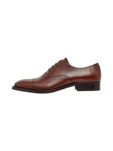 J.Lindeberg - Hopper Leather Oxford -nahkakengät - E295 BROWN | Stockmann