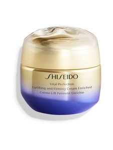 Shiseido - Vital Perfection Uplifting and Firming Cream Enriched -päivävoide 50 ml | Stockmann