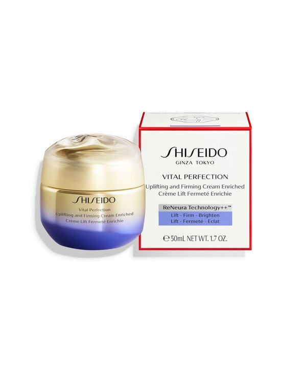 Shiseido - Vital Perfection Uplifting and Firming Cream Enriched -päivävoide 50 ml - NOCOL   Stockmann - photo 2