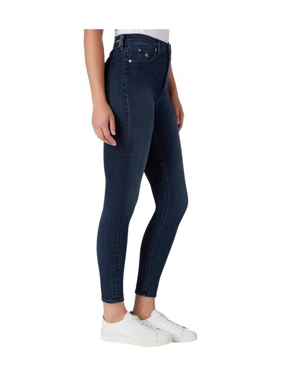 Calvin Klein Jeans - High Rise Super Skinny Ankle -farkut - 1BJ DENIM DARK | Stockmann - photo 3