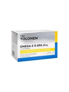 Tri Tolonen - Omega-3 E-EPA 650 mg + D-vitamiini - null | Stockmann