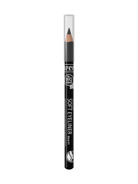 Lavera - Soft Eyeliner -silmänrajauskynä - BLACK   Stockmann - photo 1