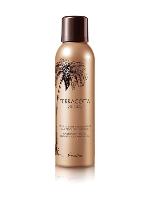 Terracotta Sunless Bronzing Body Mist -itseruskettava suihke 150 ml