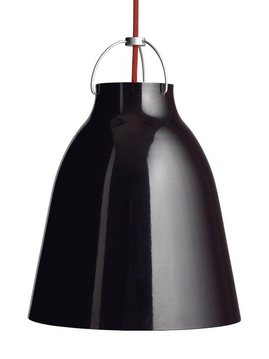 Fritz Hansen - Caravaggio P2 -riippuvalaisin 25,7 cm - MUSTA (KIILTÄVÄ) | Stockmann - photo 1