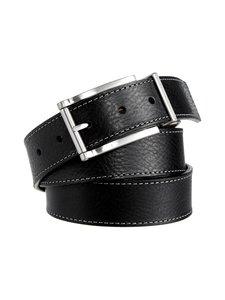 Ted Baker London - Bream Belt Reversible -nahkavyö - 00-BLACK | Stockmann