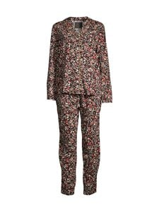 Triumph - Pyjama - M014 BLACK COMBINATION   Stockmann