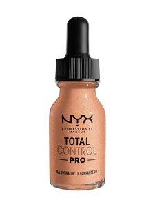 NYX Professional Makeup - Total Contro Pro Illuminator Highlighter -korostussävy 13 ml | Stockmann