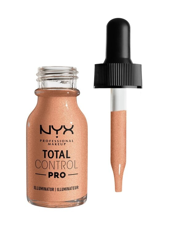NYX Professional Makeup - Total Contro Pro Illuminator Highlighter -korostussävy 13 ml - 01 | Stockmann - photo 2