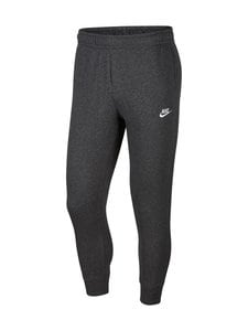 Nike - Sportswear Club Jogger -housut - 071 CHARCOAL HEATHR/ANTHRACITE/WHITE | Stockmann
