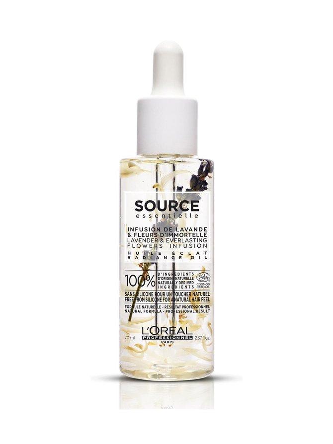 Source Essentielle Radiance -hiusöljy 75 ml